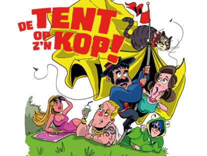 Lied 5 (karaoke met zang) Coole kikker van musical De tent
